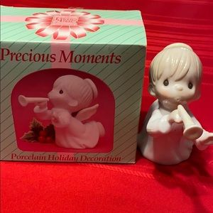 Precious moments holiday Tree Topper